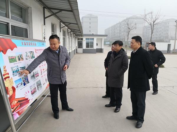 【热烈欢迎】省市区三级总工会领导莅临薯鑫农业指导工会工作